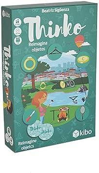 Thinko, juego divertido para toda la familia: Amazon.es: Juguetes ...