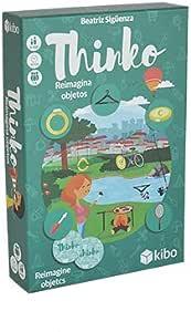Thinko, juego divertido para toda la familia: Amazon.es: Juguetes y juegos