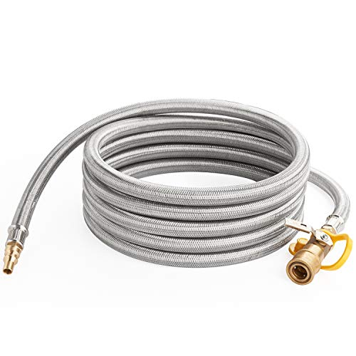 quick connect propane hose - 6