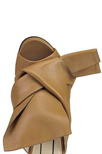 N°21 Zapatos de Vestir Para Mujer Marrón Marrón It - Marke Größe