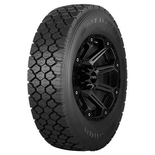 Americus RD3000 Commercial Truck Tire - 225/70R19.5 128M