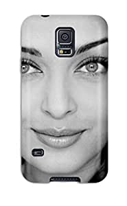 For Galaxy S5 Premium Tpu YY-ONE Female Celebrity S2 Pics1 Protective Case