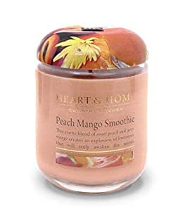 heart and home country kitchen peach mango smoothie 340g