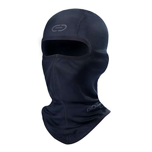 DICKEE 6in1 Balaclava Face Mask Cleancool Fabric Personal Health Edition Reflective Motorcycle Helmet liner
