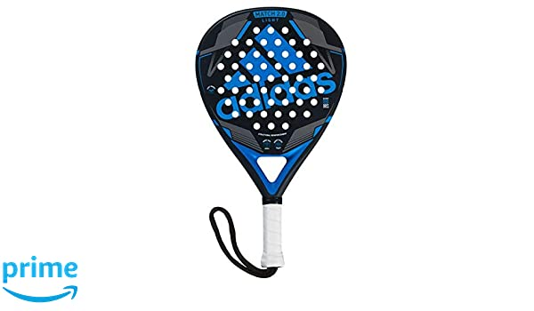 All for Padel Match Light 2.0 Pala de pádel, Adultos Unisex, Blue ...