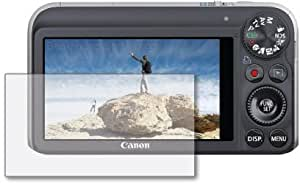 2x Canon PowerShot SX210IS SX210 IS Digital Camera Premium Clear LCD Screen Protector, no cutting is required! Exact fit and satisfaction guaranteed!