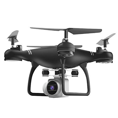 Drone con HD cámara 2 millones píxel Control remoto de fotografía aérea HJ14W Wi-Fi