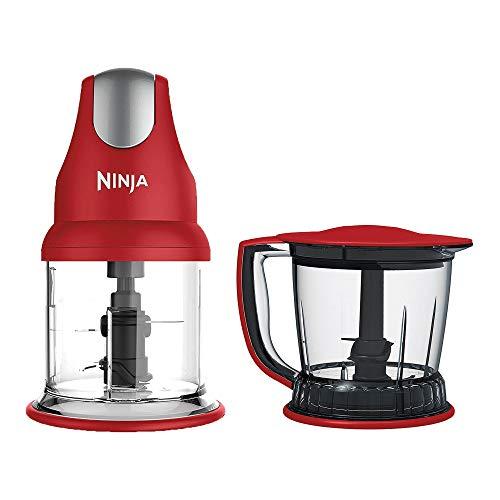 Ninja Master Prep Chopper and Blender Red