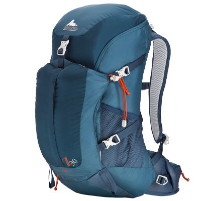 Gregory hiking bag Z 30 M blue, Outdoor Stuffs
