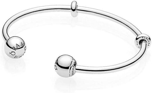 braccialetto pandora rigido donna