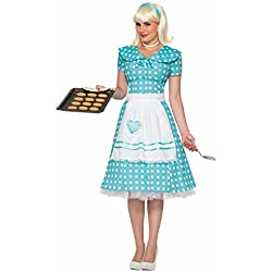 50's Housewife With Apron