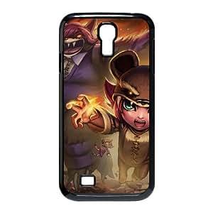 League of Legends(LOL) Veigar Greybeard iPhone 4 4s Cell Phone Case White JKV_041717GS