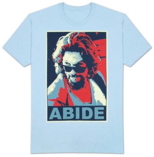 The Big Lebowski - Abide T-Shirt Size XL