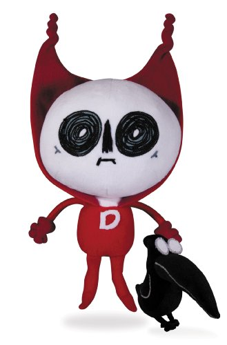 DC Collectibles DC Nation: Deadman and Crow Plush Figure (2-Pack) (Dc Nation Super Best Friends Forever)