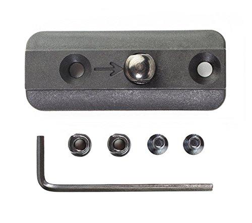 HooGou Bipod Adaptor for Keymod Systems (Mod Pod)