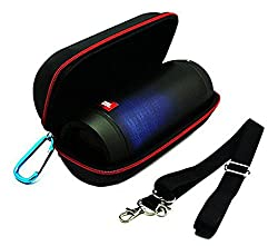 Travel Protective Speaker Box Cover Case Pouch Bag For Jbl Pulse2 Pulse 2 (With Bandage)