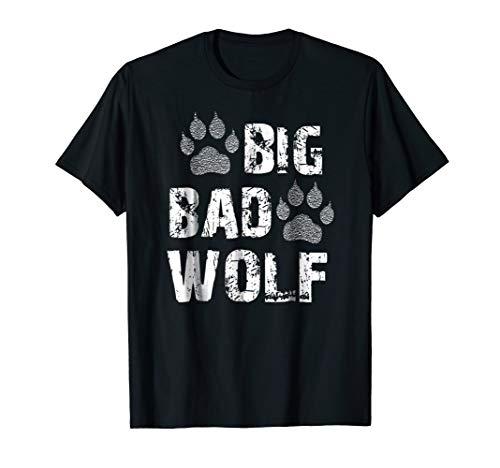 Big Bad Wolf TShirt]()