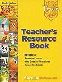 Treasures Teacher's Resource Book kindergarten