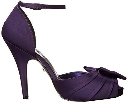 Women's Lustre Grape Ella Satin Nina 6CqpCBw