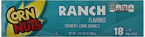 Corn Nuts Ranch Crunchy Snack Mix (1.7oz Bags, Pack of 36) by Cornnuts (Image #6)