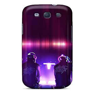KerryParsons Samsung Galaxy S3 Great Hard Cell-phone Case Unique Design Nice Daft Punk Pictures [wRP17467AOqa]