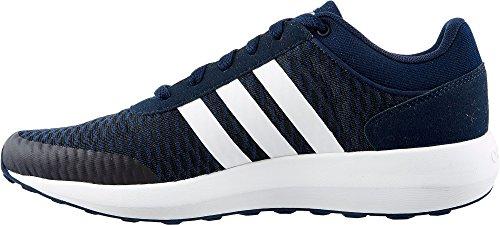 adidas NEO Mens CF Race Running Shoe Navy/Black eG6ee