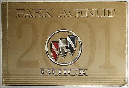 2001 buick park avenue repair manual