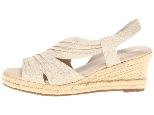 Buy naturalizer gold dress wedge sandal shoes for women
