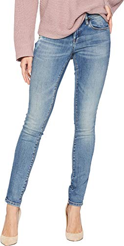 Blank NYC Women's The Reade Classic Denim Skinny in Laguna Beach Laguna Beach 31 30 30
