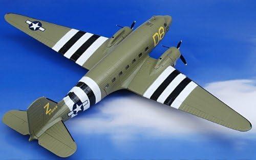 フランクリンミント C-47 スカイトレイン C47 D DAY USAAF 94TH TCS TCG439 The Argonia B11C969