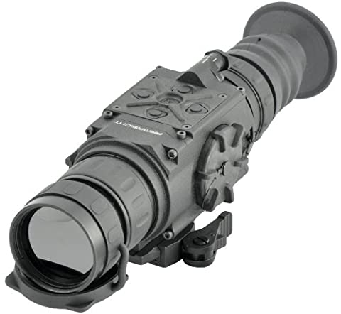 Zeus 336 3-12x50 (60 Hz) Thermal Imaging Weapon Sight, FLIR Tau 2 - 336x256 (17μm) 60Hz Core, 50 mm (Thermal Cameras For Sale)