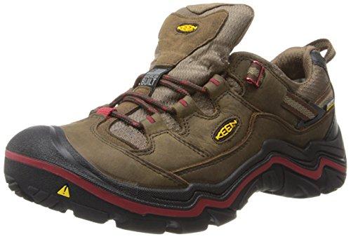 KEEN Men's Durand Low Waterproof Hiking Shoe