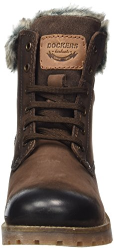 Dockers by Gerli Women's 41hl301-350 Desert Boots, Coffee Brown (Cafe 320)