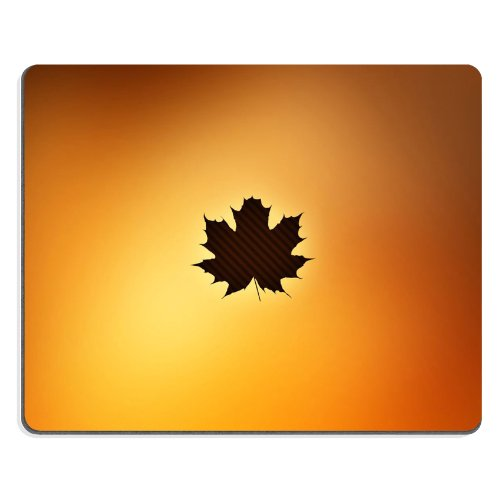 Pattern A Maple Of Leaf Pattern Mouse pads Art Design Customized Made to Order Support Ready 9 7/8 inch (250mm) x 7 7/8 inch (200mm) x 1/16 inch (2mm) High Quality Eco friendly Cloth with Neoprene rubber woocoo mouse pad desktop mousepad laptop mousepads comfortable computer mouse mat cute gaming (Pumpkin Patterns Printable)