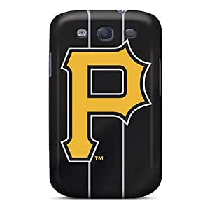 For Galaxy S3 Tpu Phone Case Cover(pittsburgh Pirates)