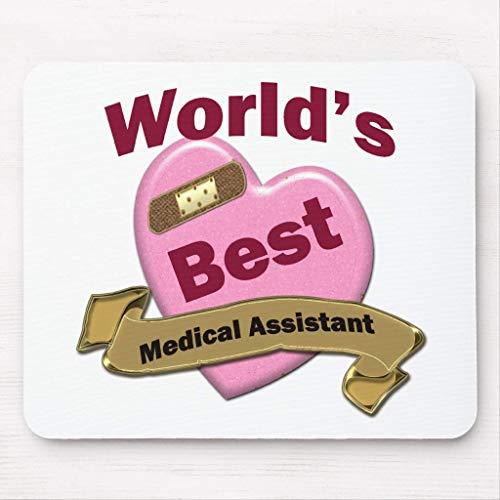 Medical Worlds Best Assistant - BGLKCS World's Best Medical Assistant Mouse Pad