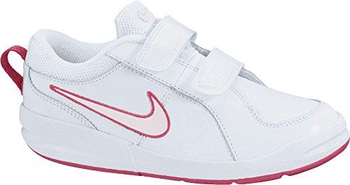 Nike Pico 4 (TDV) - Zapatillas de tenis para infantil Blanco (White/prism Pink-spark 103)