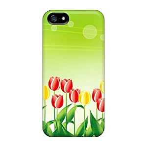 iphone 6 4.7 Case, Premium Protective Case With Awesome Look - Tulip Sun