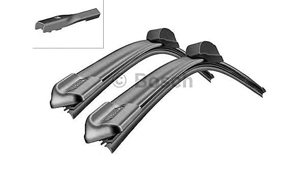 PAR escobillas de limpiaparabrisas Bosch 3397007557: Amazon.es: Coche y moto