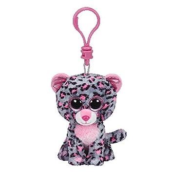 Ty Beanie Boos Tasha - Leopard Clip by Ty