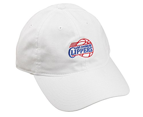 - adidas NBA Women's White Adjustable Slouch Hat, Team Options (Los Angeles Clippers)