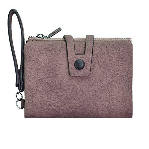 Portafoglio Aredovl Bambina Mini Purple Donna Pink Dark Deep Per Piccolo color 4dwqABx6d