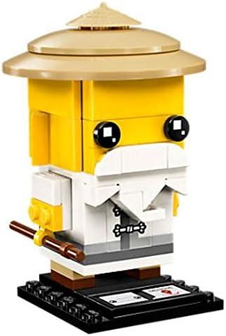 LEGO- Exc Brickheadz Ninjago Maestro Wu, 41488: Amazon.es ...