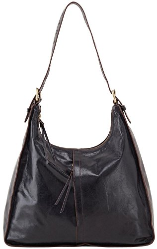 HOBO Vintage Marley Shoulder Bag, Black, One Size by HOBO