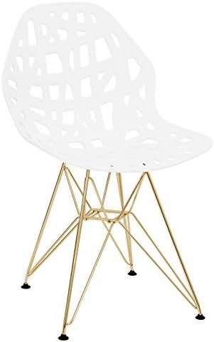 LeisureMod Calvert Modern Side Dining Chair