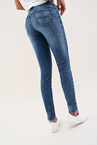 Lavato Denim Azzuro Glamour In Salsa Jeans Secret YzqxnqXI