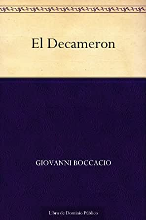El Decameron eBook: Boccacio, Giovanni: Amazon.es: Tienda Kindle
