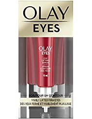 Olay Eyes Eye Lifting Serum for Under Eye Bags with Amino-Peptide and Vitamin Complex, 0.5 Fl Oz  Packaging may Vary
