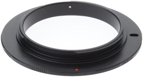 52mm Macro Lens Reverse Adapter Ring for Nikon AI AF Mount D3 D5100
