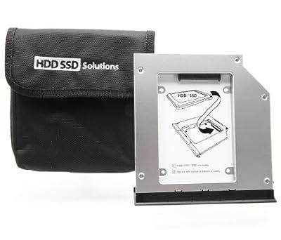 2nd Hard Drive Caddy DELL E6400, E6500, E6410, E6510 Modular Bay (original Newmodeus)